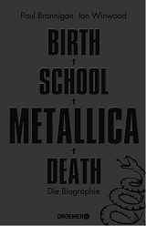 Metallica Birth School Metallica Death