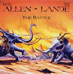 ALLEN-LANDE - The Battle