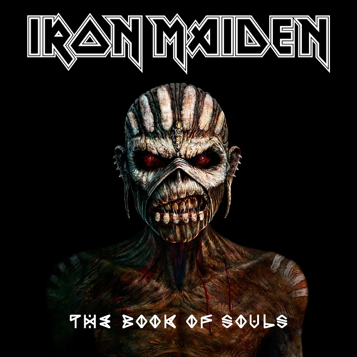Iron Maiden - The Book Of Souls Big