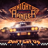 NIGHT RANGER cover