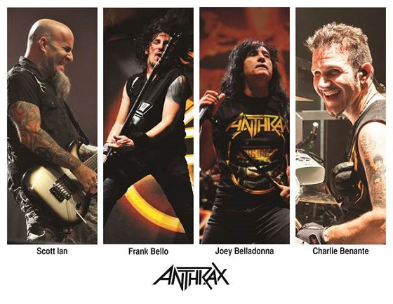 Anthrax-Live In Chile