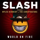 slash worldOnFireSingle