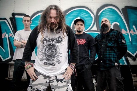 20150608 Soulfly Band