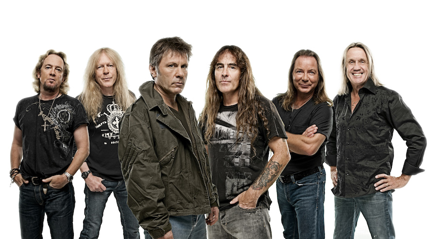 Iron Maiden Tour 2018 LineUp