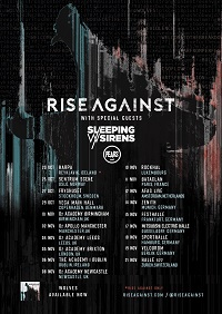 Rise Against News small