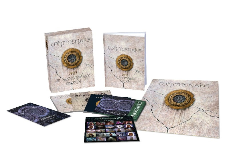 whitesnake box set big