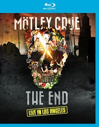 Moetley Crue The End