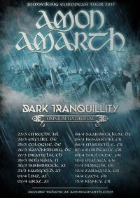 Amonamarth Tourplakat